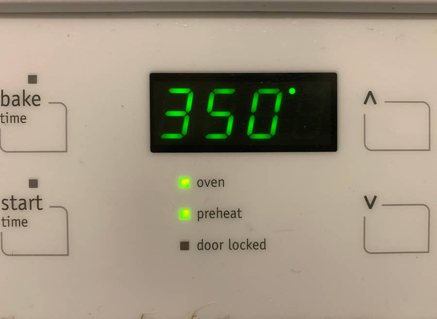 Preheat oven to 350