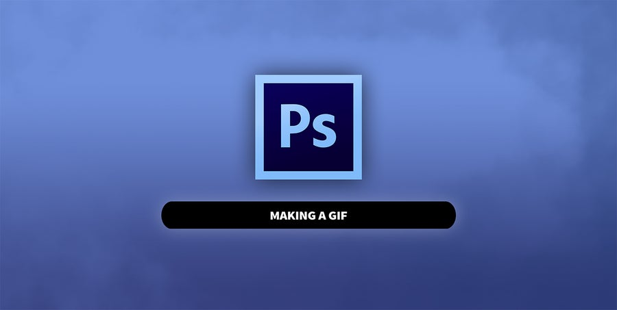 Make a GIF in Photoshop