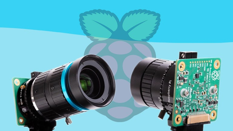 Raspberry Pi High Quality Camera