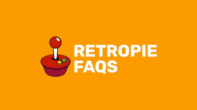 RetroPie FAQs