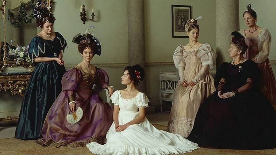 Wives and Daughters (1999)