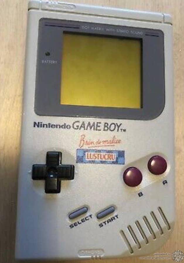 Lustucru Game Boy