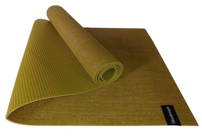 EcoStrength Hemp and Jute Yoga Mat
