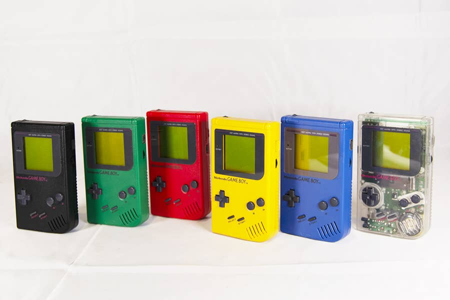 Play It Loud Game Boy