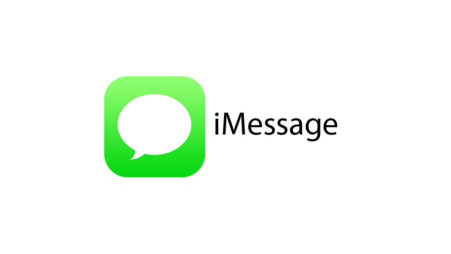 Apple iMessage Logo