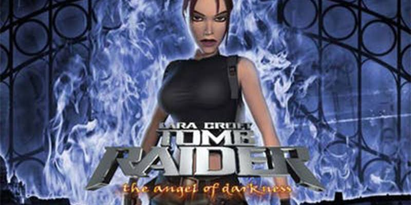 tomb raider angel of darkness lara croft pc