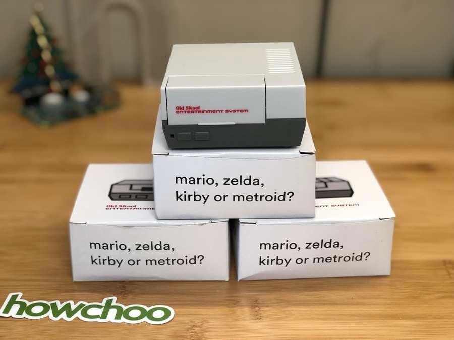 (3x) NES Mini Raspberry Pi cases from Kintaro/Old Skool Tools