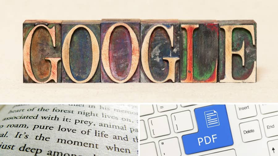 How to Convert Images and PDFs to Text Using Google Documents!