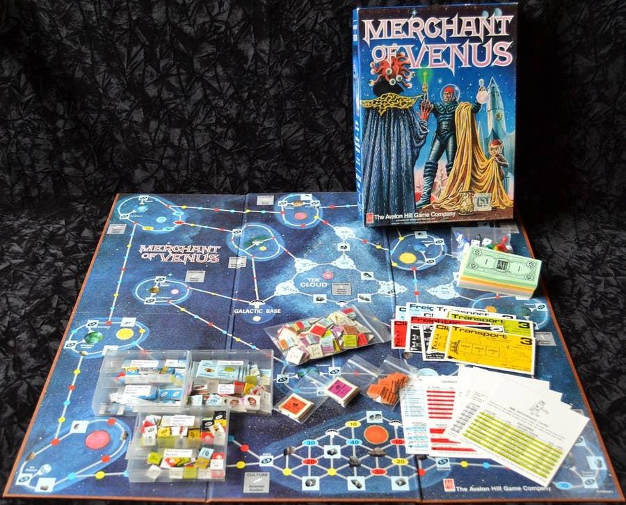 Merchant of Venus (1988)
