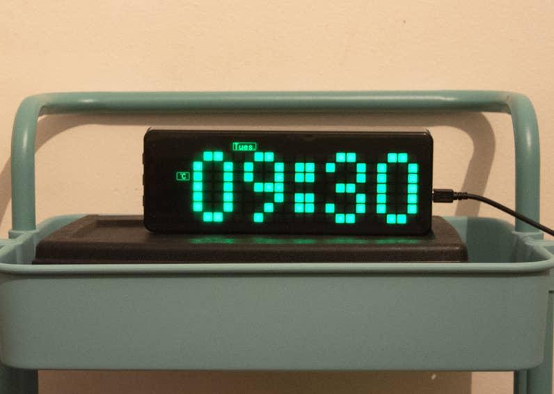 Waveshare Pico Clock