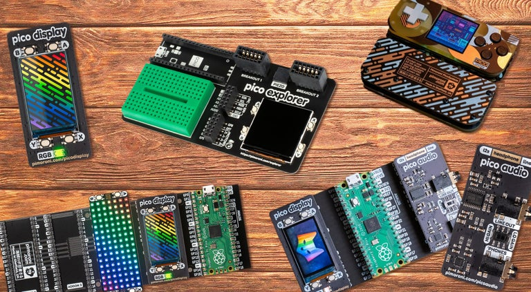 Pimoroni Pico Accessories