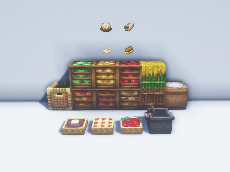 farmers delight forge mod minecraft