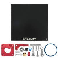 Creality 3D Tempered Glass Build Plate Printing Surface