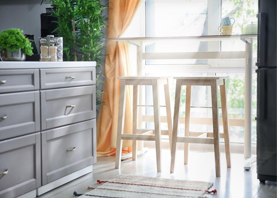 Light weight stools.