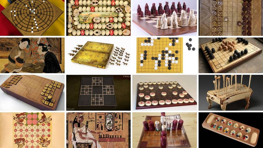 Ancient Board Games You Can Still Play!