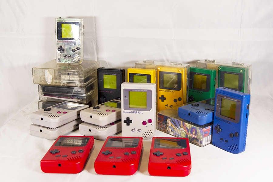 Original Game Boys