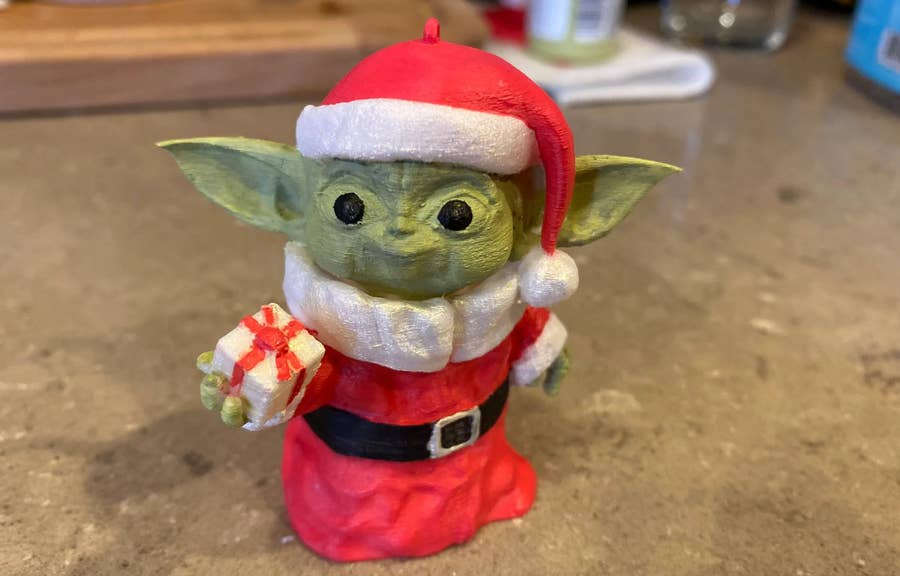 Baby Yoda Xmas