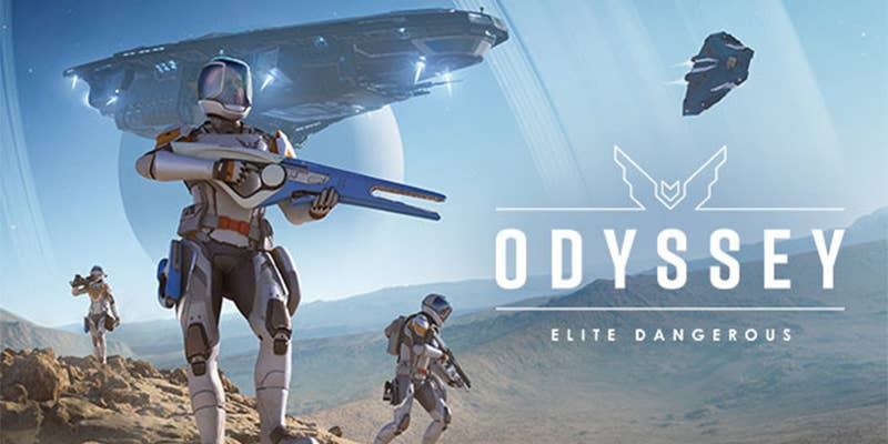 elite dangerous odyssey dlc worst video game