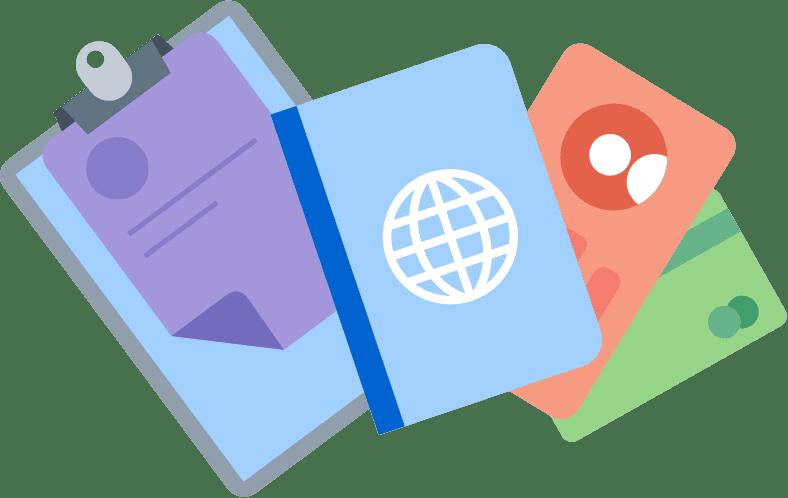 Files for 1Password Storage