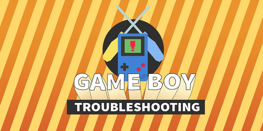 The Ultimate Original Game Boy (DMG-01) Troubleshooting and Repair Guide