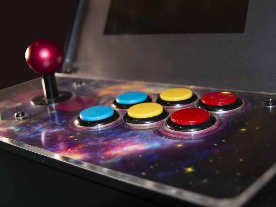 picade joystick buttons