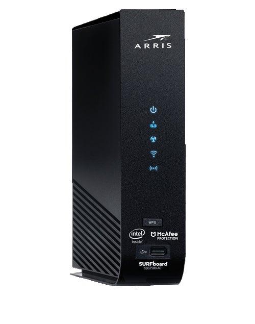 ARRIS SBG7580-AC (router/modem combo)