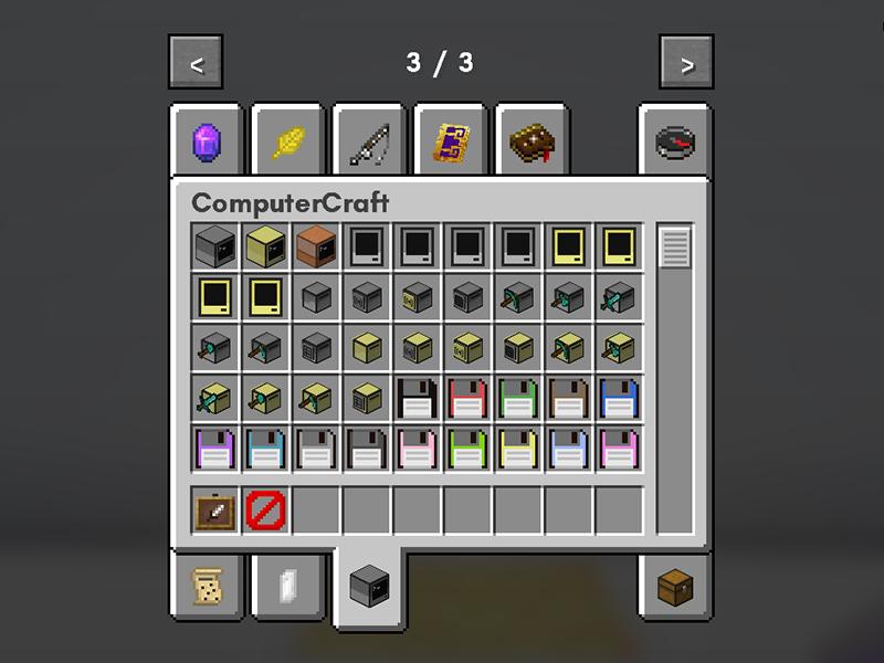computercraft cc tweaked forge mod minecraft