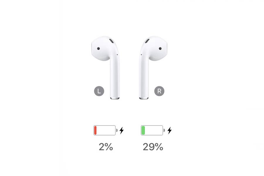 Apple AirPods Battery Life