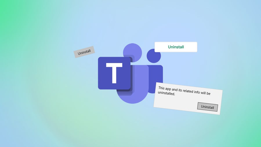Uninstall Microsoft Teams