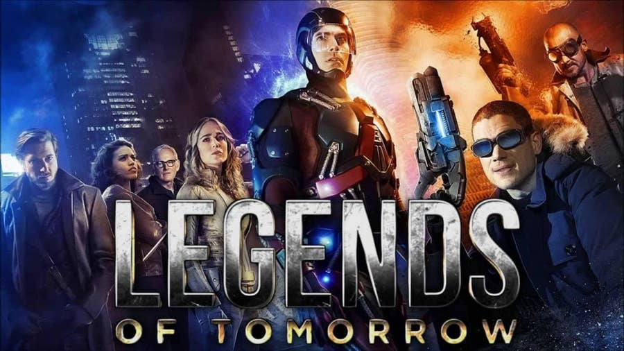 Legends of Tomorrow (2016)