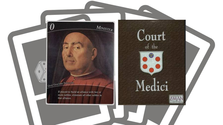 Court of the Medici (2009)