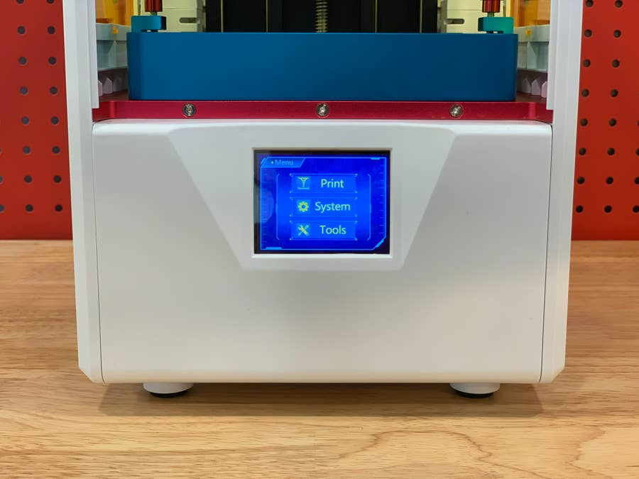 Anycubic Photon S screen