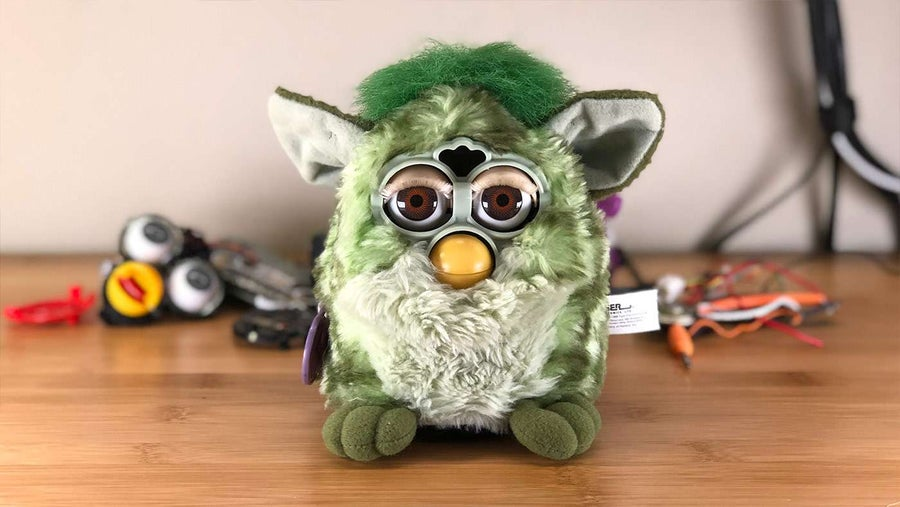 Furlexa: An Amazon Echo Furby