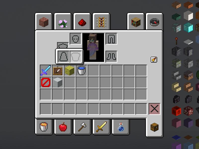 minecraft fabric mods trinkets