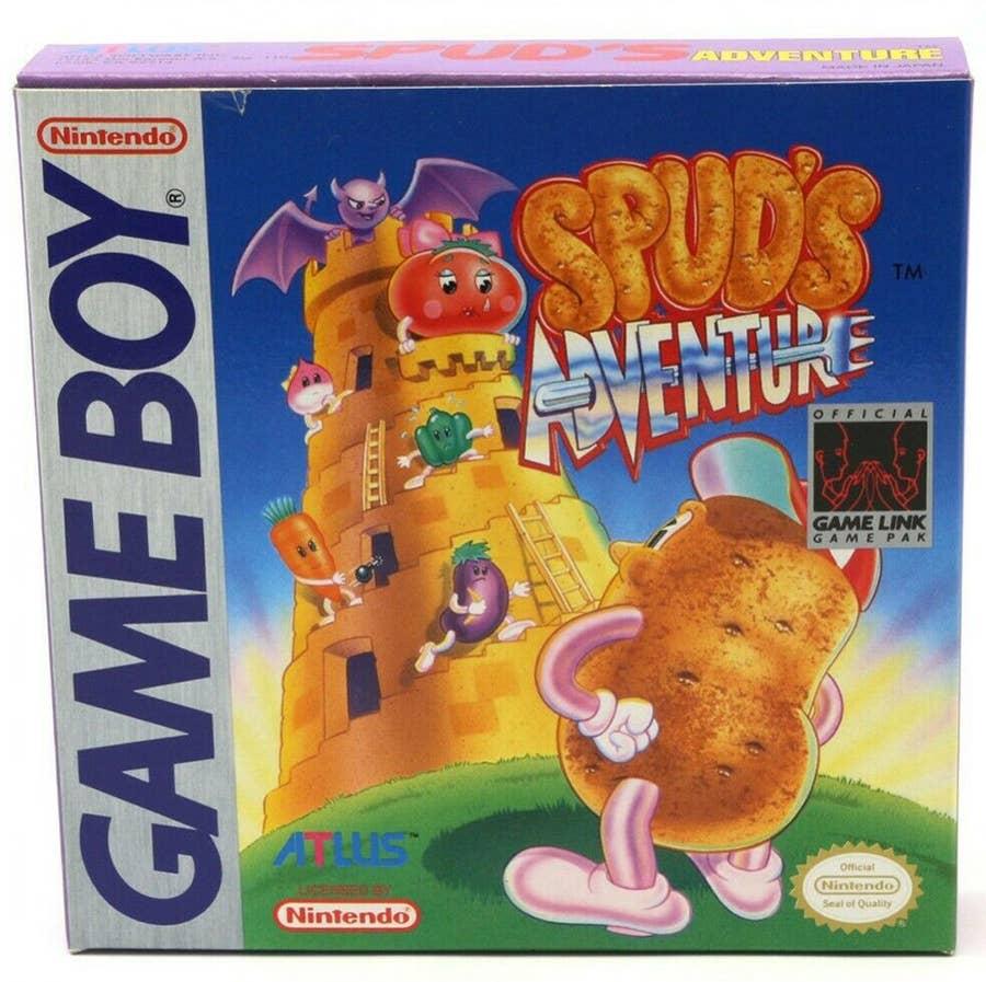 Spud's Adventure