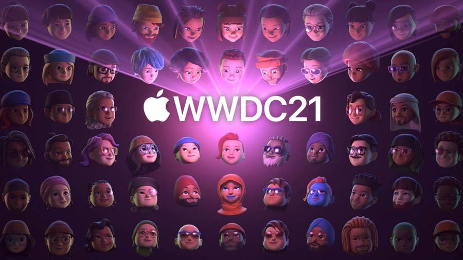 Apple Keynote WWDC21