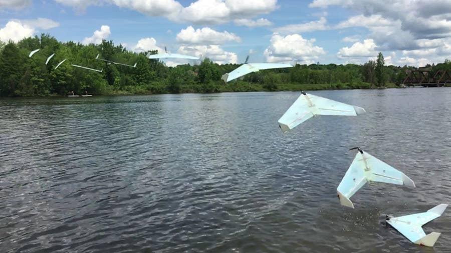 SUWAVE drone