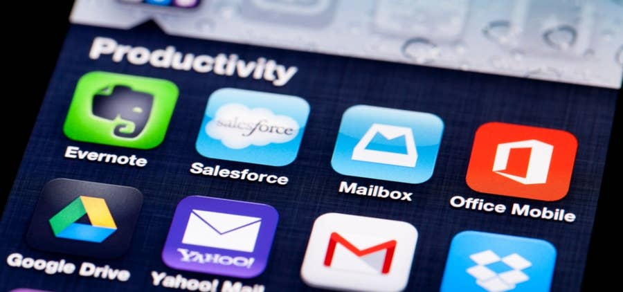 Productivity apps with Google Workplace