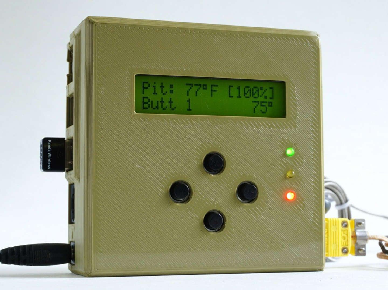 HeaterMeter 3D printed box