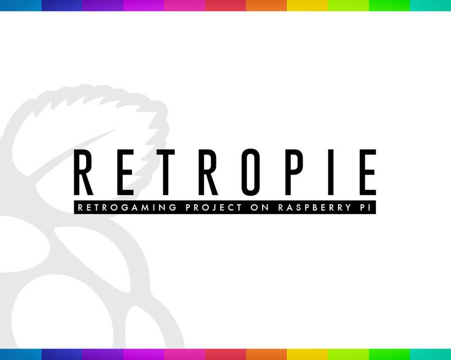 RetroPie splash screen