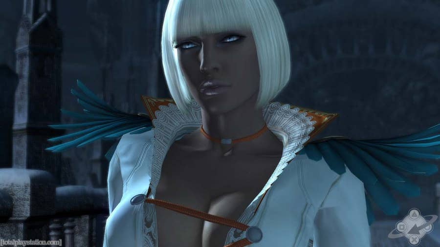 Gloria from Devil May Cry 4