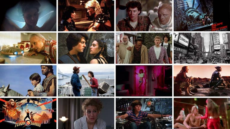 The Most Underrated Science Fiction Films of the 1980s