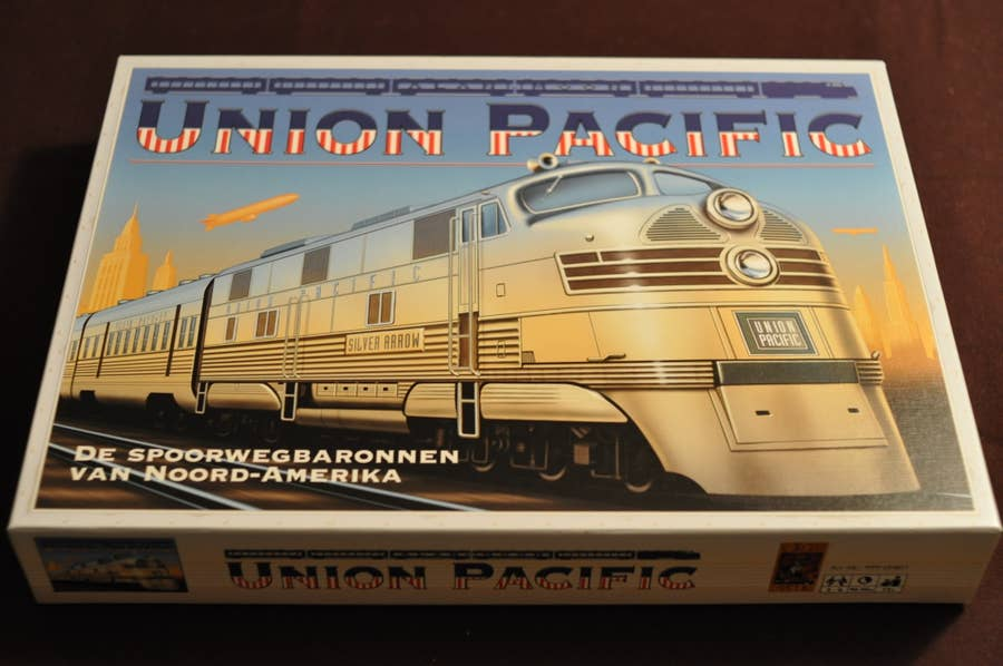 Union Pacific (1999)