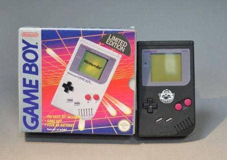 Wario Game Boy