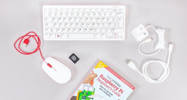Raspberry Pi 400 Starter Kit