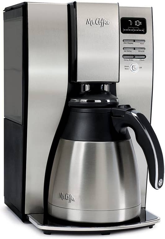 How to Set Delay Brew on Mr. Coffee Maker