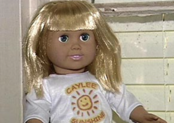 Caylee Sunshine Doll.