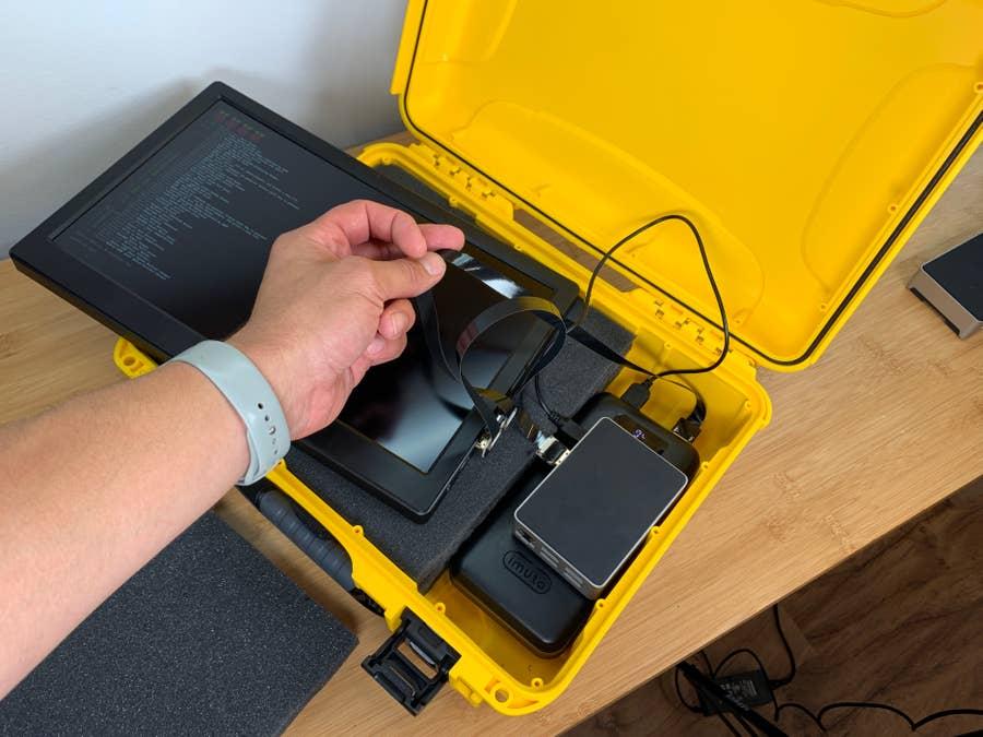 Testing AdventurePi cables