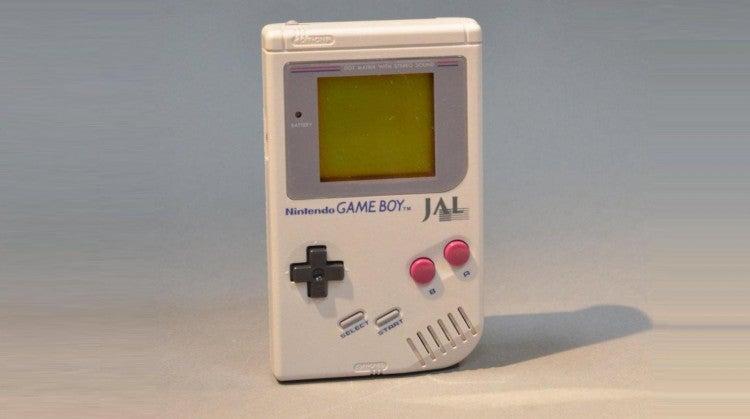 JAL Game Boy