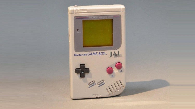 JAL Game Boy